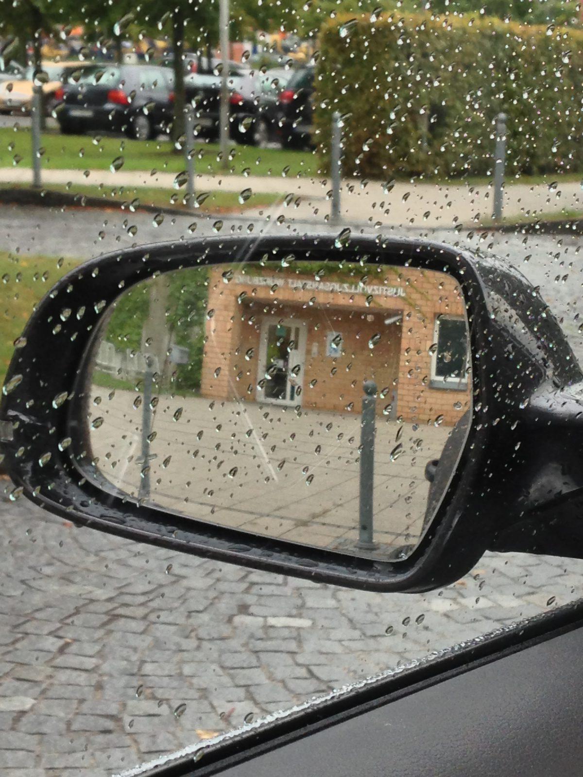 Untersuchungshaft in der JVA-Würzburg